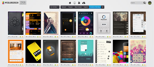 12 Useful design sources for Mobile Design | TwentyEleven Web Design