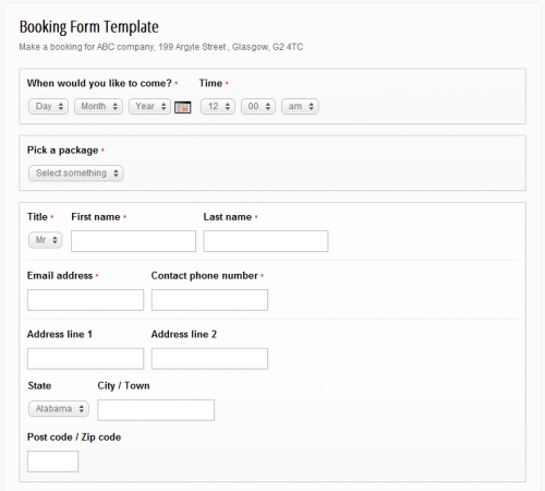 Quform - Building forms in WordPress just got easy