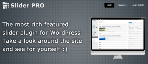 Slider PRO - WordPress Premium Slider Plugin Preview - CodeCanyon