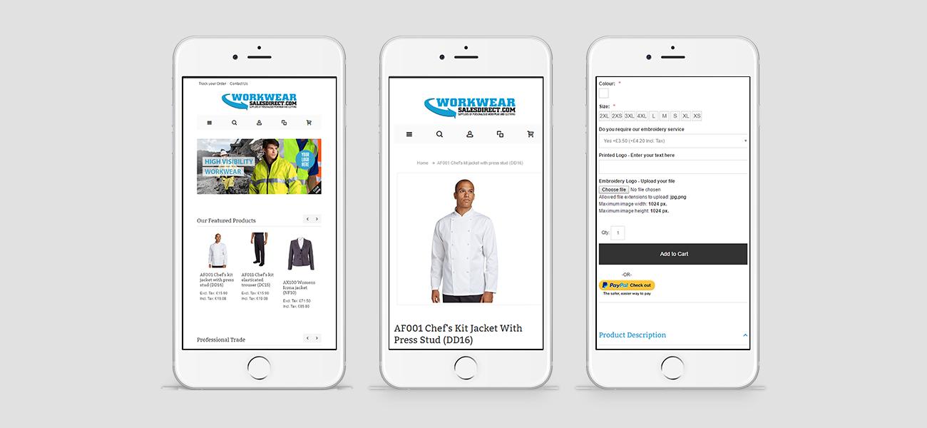 Workwear Sales Direct