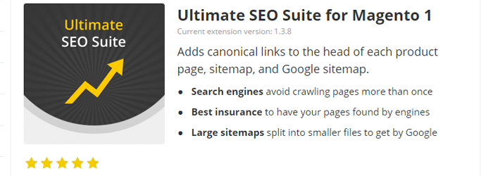 Ultimate SEO Suite for Magento 1