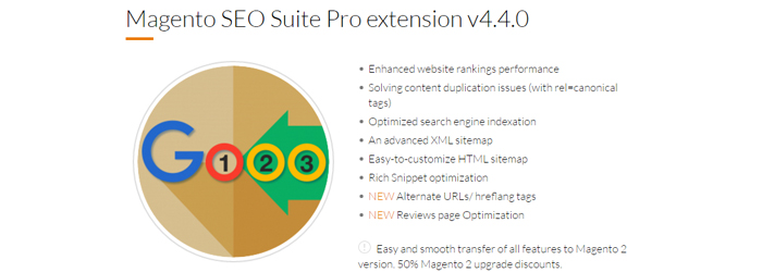 Magento SEO Suite Pro Extension